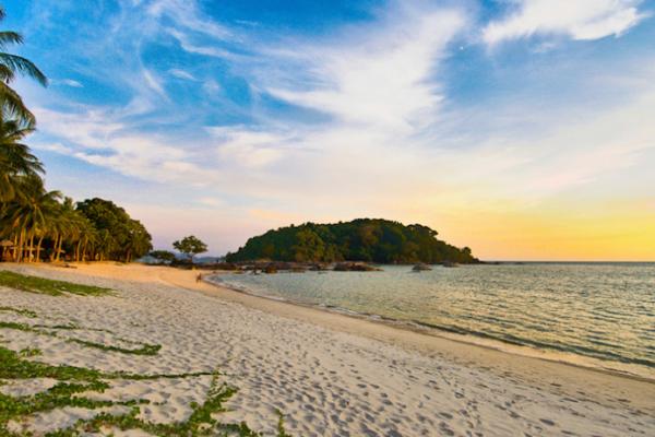 10 หมู่เกาะ มาเลเซีย ที่ดีที่สุด