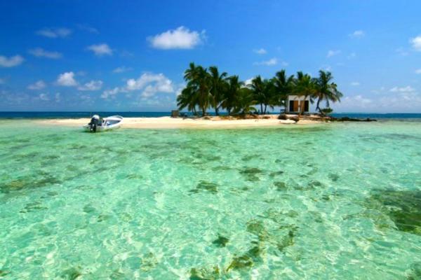 """5 ชายหาดที่ดีที่สุดใน เบลีซ """"Belize"""""""