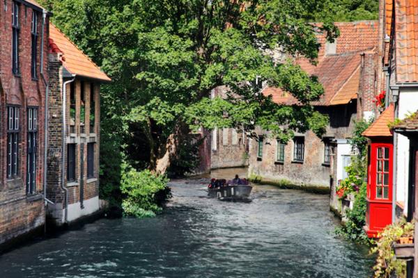 5 สถานที่ท่องเที่ยวยอดนิยมใน เบลเยียม