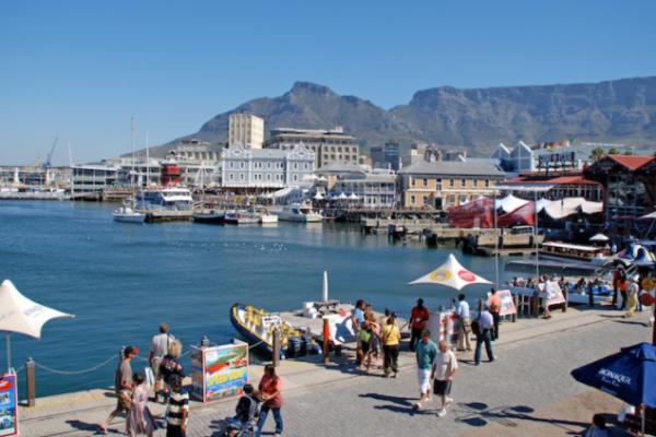 10 เมืองที่ดีที่สุดใน แอฟริกาใต้