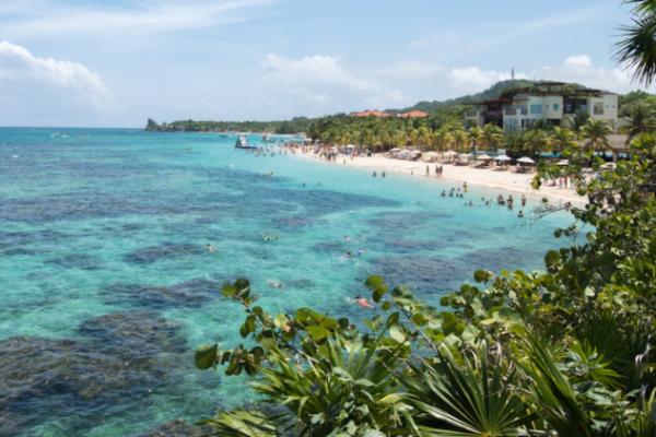 5 เกาะที่ดีที่สุดใน ฮอนดูรัส Honduras