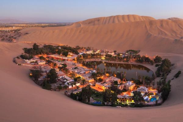 8 สถานทีที่ดีที่สุดจากลิมา Lima