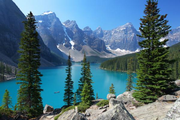 7 สถานที่ท่องเที่ยวยอดนิยมใน แคนาดา